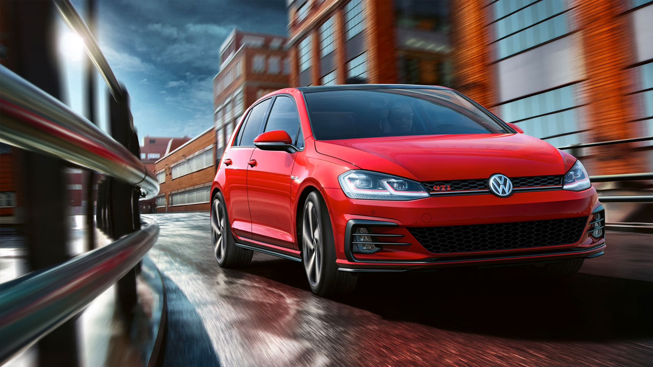 2019 VW Golf GTI - mechanical limited-slip differential